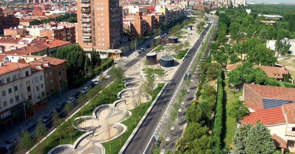 Articulo parques urbanos ciudad verde exterior y for Paisajismo madrid