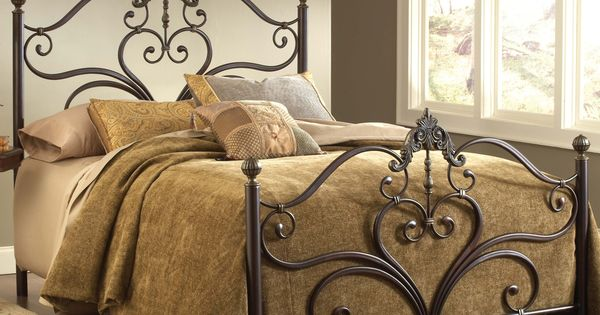 newton iron bed by hillsdale furniture wrought iron metal be