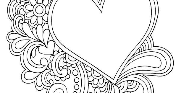 Coeur mandala et amour page 10 sur 16 sur hugolescargot - Mandala amour ...