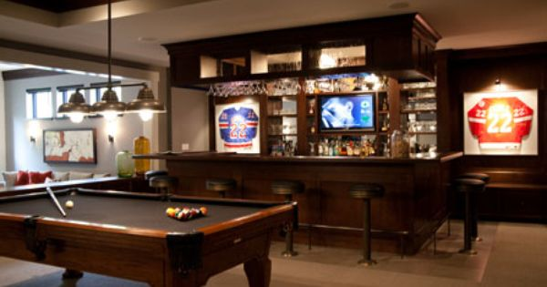 Michigan Man Cave Ideas : Redeveloping homes in west and northern michigan