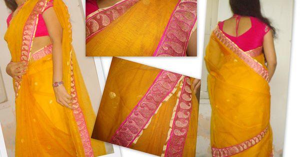 Sparkling Fashion Uppada Sarees Classic Silk Saree