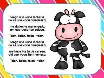 Letras De Canciones Infantiles Eduinf35 Letras De Canciones Infantiles Canciones Infantiles Canciones Infantiles Populares