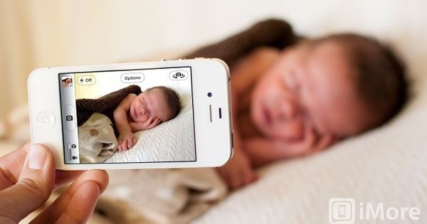 How to take great, professional looking pictures of your baby with an