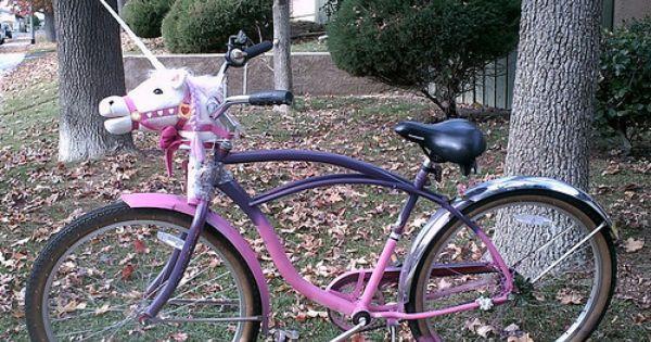 Magic Unicorn Bicycle Unicorn Bike Kawaii Crafts