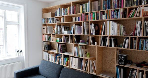 I wanna build a custom shelving unit like this!! Freunde von Freunden