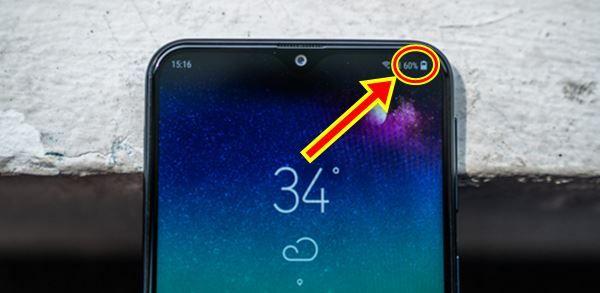 Cara Menampilkan Persentase Baterai Samsung Galaxy M10 M20 M30 Samsung Galaxy Samsung Aplikasi