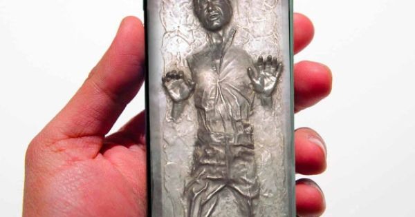 Han solo star wars phone cover