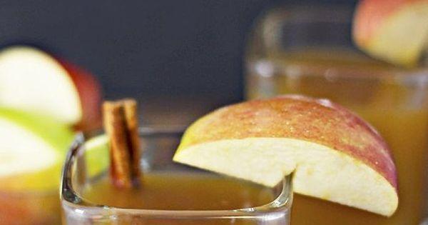 Popsugar | Cocktails, Crockpot and Bourbon