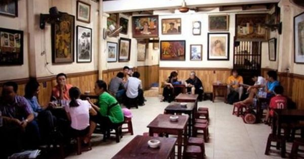 Hanoj Kofe Blog Monday Coffee Posetil Stolicu Vetnama Egg Coffee Hanoi Sit Back And Relax