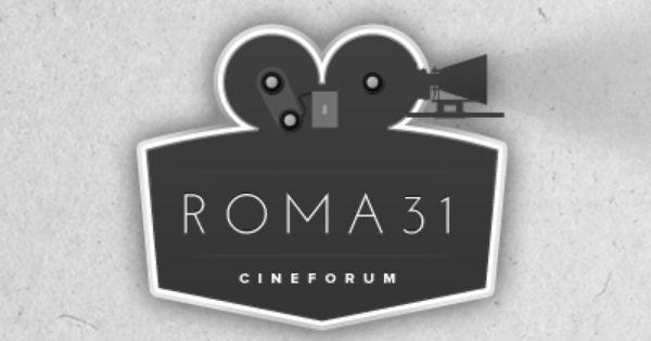 Logo Mark For Roma 31 Cinema Identity Design Logo Logo Mark Graphic Design Logo
