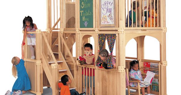 Loft Play Area For Kids 3 7 Years Old From Community