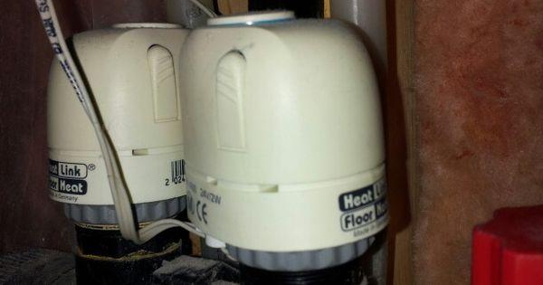 Heatlink Zone Actuators Hydronic Parts System