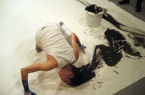 Lilibeth Cuenca Rasmussen - Performance art