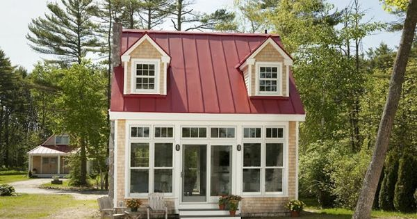 Oceanside tiny home in maine tiny house town tiny for Oceanside house plans