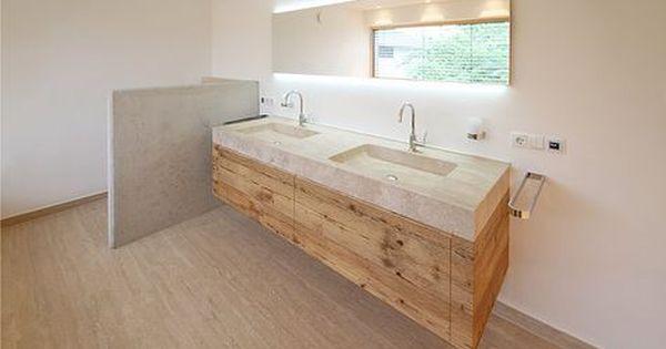 Schreinerei Tobias Roglmeier Badmobel Altholz Modernes Badezimmerdesign Gaste Wc Mobel Kleines Bad Einrichten