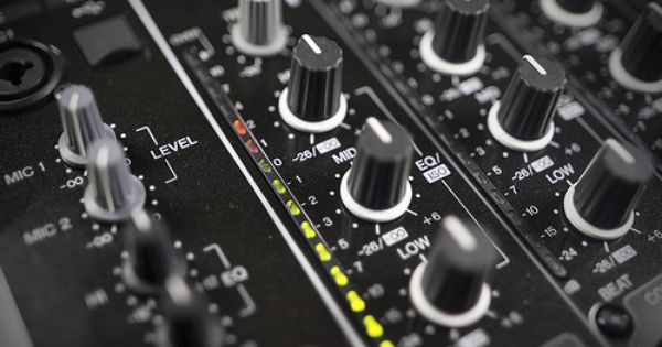 game dj mixer 4 channel