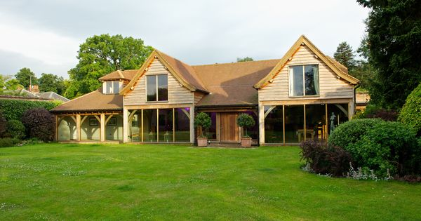 Gorgeous Open Plan Barn Style Home Tucked Away At The