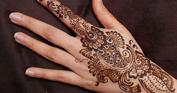 Mehndi Tattoo Name : Henna mehndi designs are more popular than the name of