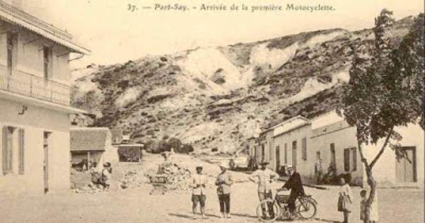 مرسى بن مهيدي صور قديمة لمرسى بن مهيدي ابان الاستعمار الفرنسي Portsay Tourism Photo Outdoor