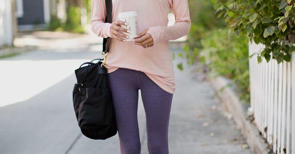 Comfy workout shirt