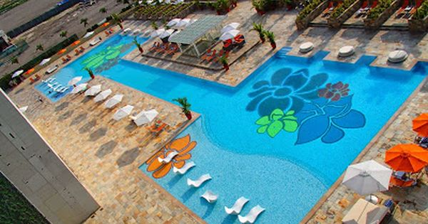 Angelo The Explorer A Night Stay At Solaire Hotel Manila Hotels In The Philippines Cool Swimming Pools Swimming Pools
