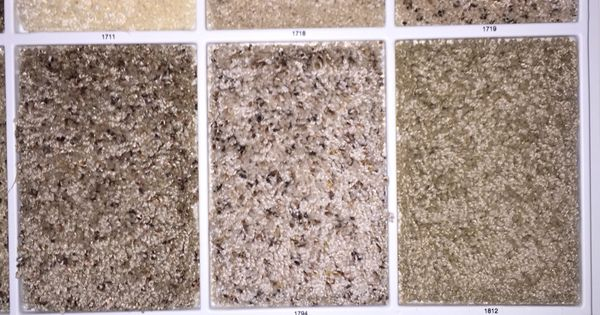 Here Are Some Ideas For Carpet Pick A Solid Or A Speckled I Like The Top Row I M Thinking Light Of You Think You Can Floor Makeover New Carpet Carpet Colors