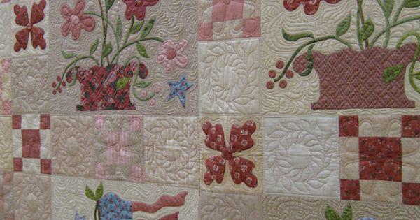 Img 5242 Flickr Photo Sharing Quilts Blackbird Designs Pinterest Sweet Home Flower