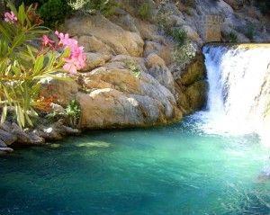 Piscinas Naturales Espagne Vacances Lieux A Visiter