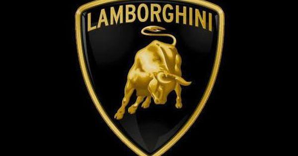 Lamborghini Logo Com Imagens Logotipos De Carros Carros
