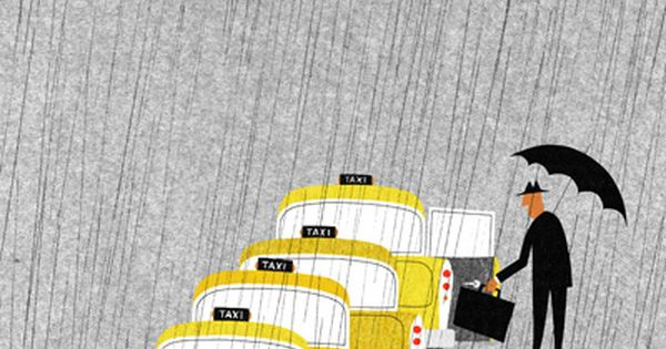 Yellow cabs / Ryo Takemasa.