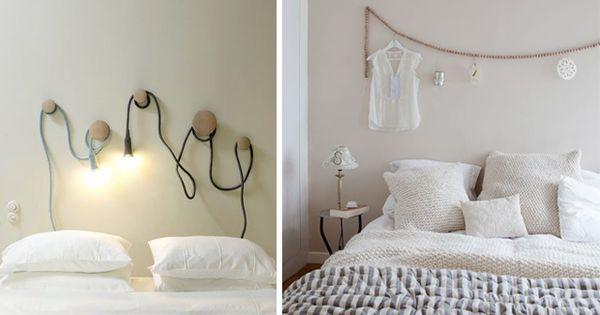 Decoraci n de dormitorios con cabeceros originales 30 - Ideas cabeceros originales ...
