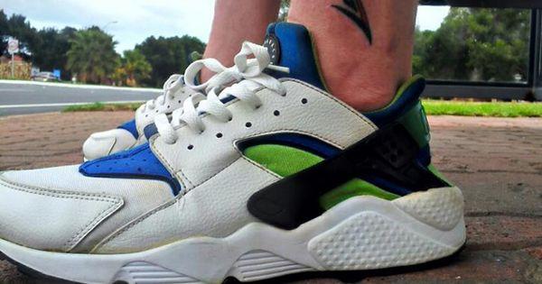 Quazza Nike Air Huarache