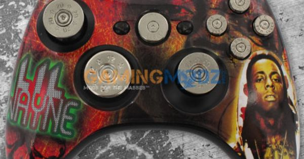 Lil Wayne Games For Ps3 : Gamingmodz is offering limited edition controllers for