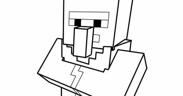 minecraft coloring pages herobrine more minecraft