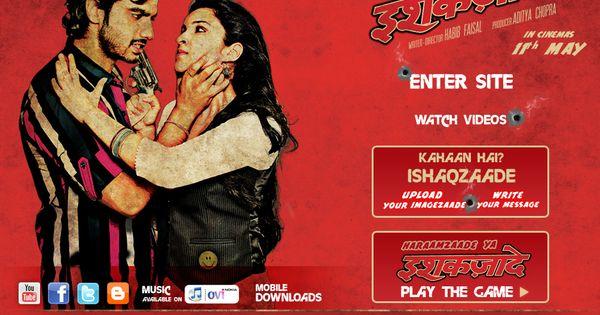 Ishaqzaade It Movie Cast Arjun Kapoor Hindi Film