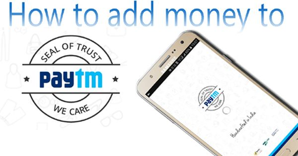 How To Get Money From Credit Card To Paytm