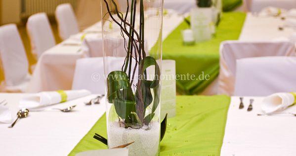 Tischdeko orchideen hochzeit google suche tischdeko - Tischdeko orchideen ...