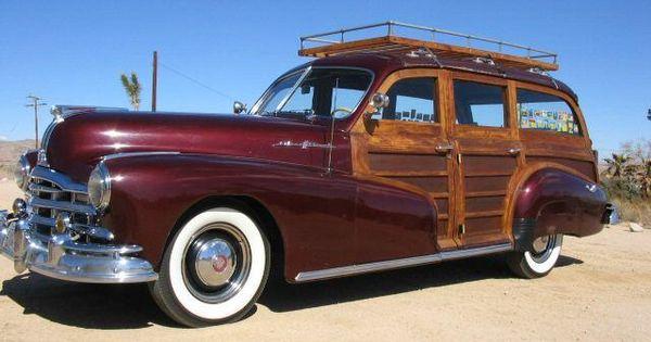 1948 Pontiac Streamliner 8 Woody Wagon | rare rides ...