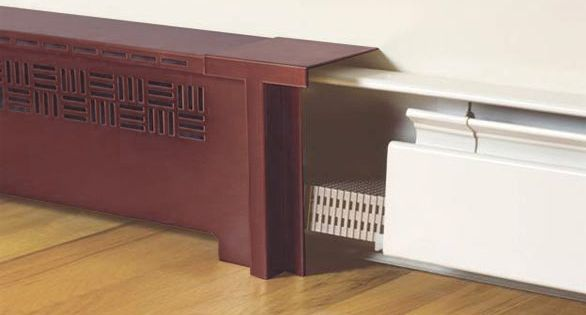Radiant Wraps Decorative Baseboard Heater Coverings