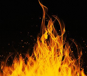 Flames Burning Hot Fire Fire Clipart Fire Flame Png Transparent Clipart Image And Psd File For Free Download Blue Background Images Smoke Design Fire