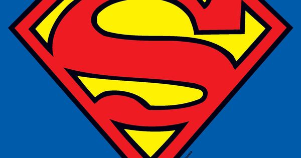 Supergirl Logo Printable Supergirl Logo Kids Birthday