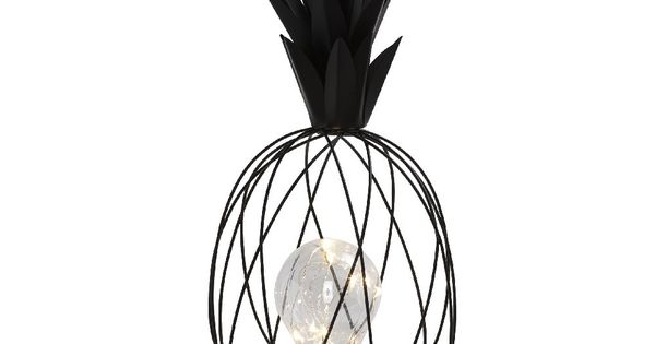 Soldes 2020 Lampe A Poser Pas Cher Gifi Lampe Ananas Lampe A Poser Decoration Nordique