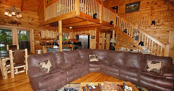 Black Bear Lodge Vacation Cabin Rental In Pigeon Forge And Gatlinburg Tennessee Vacation Cabin Rentals Gatlinburg Cabin Rentals Cabin Rentals