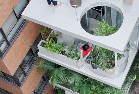 Awesome Home Architecture by Ryue Nishizawa, Tokyo, Japan