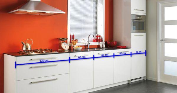 11 super grote ideeen voor een super kleine keuken kleine keuken pinterest kleine keuken - Keuken wereld thuis ...