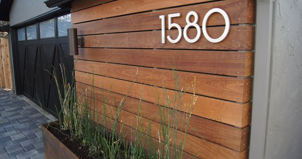 Curb Appeal Project Spotlight Planters And House