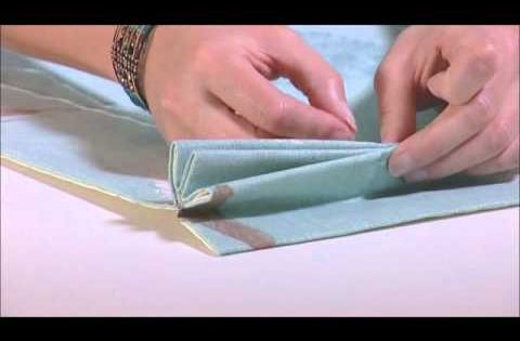 How To Make A Pinch Pleat Curtain Academy Soft