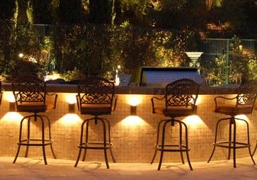 Gas Lighting Patio Google Search Landscape Lighting Design Outdoor Lighting Design Outdoor Kitchen Lighting