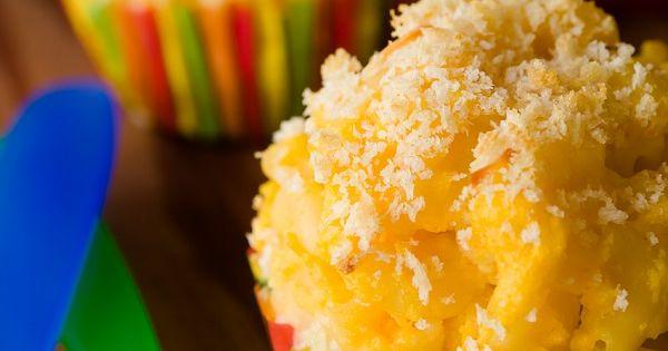 Butternut Squash Mac and Cheese Cupcakes | Mmmmm | Pinterest | Mac And ...