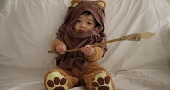toddler ewok halloween customes | BABY HALLOWEEN COSTUME IDEAS - CafeMom